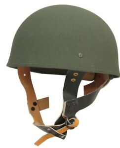WW2 British Paratrooper Helmet - Repro Army Para Soldier MkI Steel All Sizes New