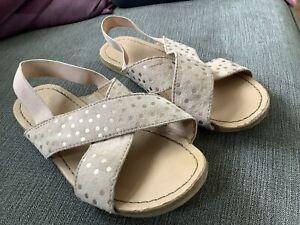 Girls H&M Sandals Size 29 (10)