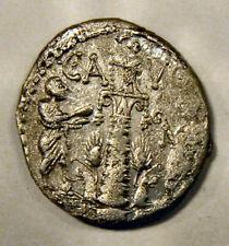 Rom Republik - Silberdenar des C. Minucius Augurinus - Rom 135 BC.