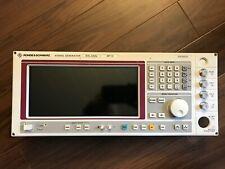 Rohde Amp Schwarz Smt 03 Signal Generator Lcd Display Main Board Module