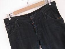 lu636 G-Star Raw Jeans Original Premium NUEVO Riley 3d Holgado ESTRECHADO Talla