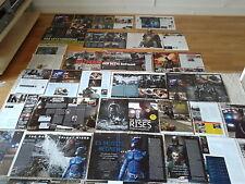 Große Sammlung   Berichte/Clippings   Batman   Christian Bale, Michael Keaton