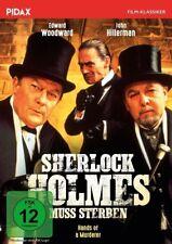Sherlock Holmes muss sterben * DVD mit Edward Woodward John Hillerman Pidax Film