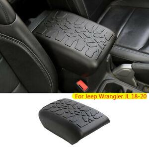 For 2018-2020 Jeep Wrangler JL JT Non-slip Car Armrest Cover Pad Center Console