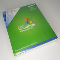 Microsoft Windows XP Home Edition Upgrade with SP2 Brand New and Factory Sealed