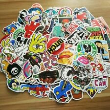 1000 Stickers Bomb Decal Vinyl Car Skateboard Laptop Luggage Graphics