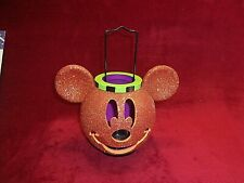Disney's Mickey Mouse Candle Lantern Nos, Purchased @ Disney Store Originally