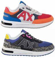 Scarpe uomo Armani Exchange sneakers XUX052 XV205 Primavera / Estate