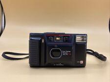 Yashica T* AF 35mm Film Camera Carl Zeiss Tessar T* f/3.5 Fast Lens Kyocera