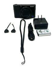 Sony Cyber-shot RX100 IV 20.1MP 1