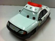 Mattel Disney Pixar Cars Patokaa Police Metal Toy Car 1:55 Loose New In Stock