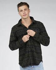 City Beach Billabong Furnace Anorak Long Sleeve Shirt