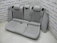 BMW F86 x6m Hintersitze Sportsitze Sitze Rear Seats Leder MERINO SILVERSTONE