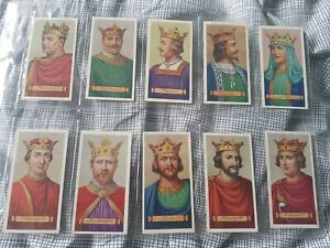 Kings and Queens of England (1935) Carreras - Buy 2 & Save
