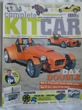 Complete Kitcar Dec 2010 Dax, Chesil Speedster