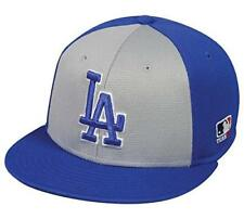 Los Angeles Dodgers MLB OC Sports Hat Cap Color Block Gray Blue Adult Adjustable