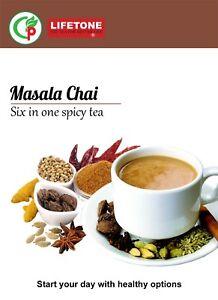Masala Chai,Clove,ginger,cinnamon,pepper,cardamom Blend,20 Teabags