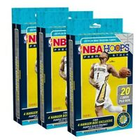 (3) 2019-20 PANINI NBA HOOPS PREMIUM STOCK HANGER BOX SEALED- Lot of 3