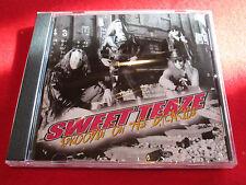 SWEET TEAZE - GROOVIN' ON THE BACKSIDE - NEW CD / SUNCITY RECORDS