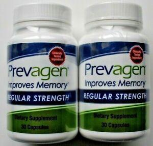 Prevagen Regular Strength 60 Capsules Improves Memory - Brand New