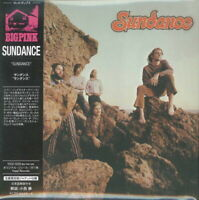 SUNDANCE-S/T-IMPORT MINI LP CD WITH JAPAN OBI Ltd/Ed G09