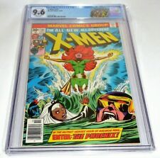 Uncanny X-Men #101 CGC 9.6 1976 1st app. Phoenix, Black Tom Cassidy White pages!