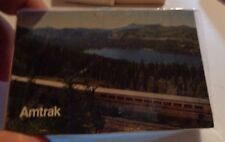 NOS Amtrak U.S.A. Deck Of Playing Cards Sealed Free Shipping