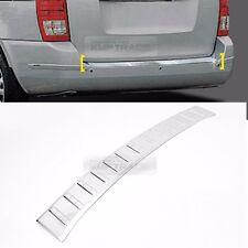 Chrome Silver Rear Bumper Accent Cover Molding C818 for KIA 2006-2014 Sedona