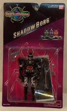 Beetleborgs Shadow Borg by Bandai US Card 1995 (MOC) Shadowborg