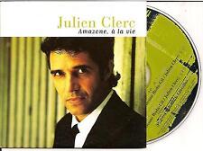 JULIEN CLERC - amazone, a la vie CD SINGLE 2TR CARDSLEEVE 1994 RARE!