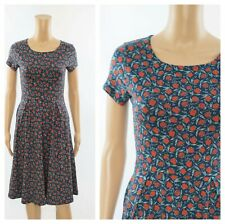 ex Seasalt Casual Fit & Flare Flower Main Riviera Dress