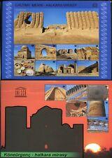 Turkmenistan 2013 UNESCO Kulturerbe Hist. Architektur Gurgandsch Merw Ruinen