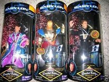 "BABYLON 5 9"" DOLL LOT of 3 Sheriden G'KAR Delenn MIB"