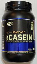 ON gold Standard 100% Casein Chocolate Supreme 2 lb 11/2021