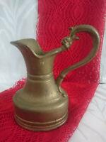 """Messing ???   Guss????  Bronze???  kanne Vase  """"Rares für Bares"""""""