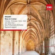 CD de musique classique en album messe