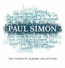 Paul Simon - The Complete Albums Collection Cd15 Col