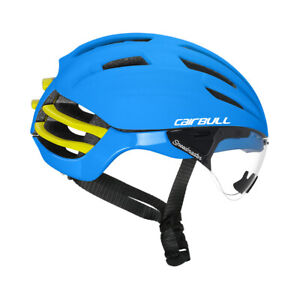 Cairbull 2021 SPEED Cycling Helmet Road With Goggles Bicycle Riding Bike Safety