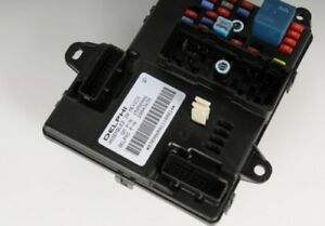 Body Control Module ACDelco GM Original Equipment 15850986