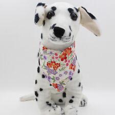 LN_ PET DOG BANDANA NECK SCARF COLLAR NECKERCHIEF TRIANGLE SALIVA TOWEL XMAS D