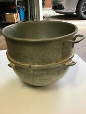 Original Hobart Stainless Steel Bowl for 60qt Mixer