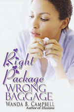 NEW Right Package, Wrong Baggage (Urban Christian) by Wanda B. Campbell