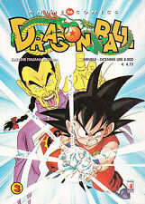 DRAGON BALL  n°  3  ristampa (anime comics n° 26) - ed. Star Comics