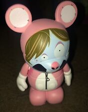 DISNEY VINYLMATION 3'' CHASER URBAN 7 SCARY ZOMBIE PINK BUNNY RETIRED