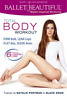 Ballet Beautiful Total Body Workout DVD NUOVO