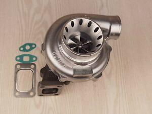 Racing billet Turbocharger GT3582 GT35 GT30 T3/T4 T04E T3 .63 A/R 5 bolt Exhaust