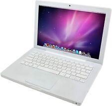 "Apple MacBook A1181 MB403LL/A 13.3"" Intel Core 2 Duo w/ OS X Lion 10.7 2.4GHz"