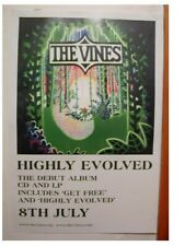 The Vines Poster Highly Evolved Unique Image Promo