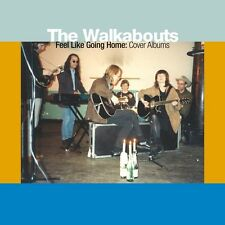 THE WALKABOUTS - FEEL LIKE GOING HOME: COVER ALBUMS  3 LP VINYL+4CD BOX NEU
