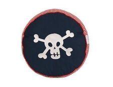 Pirate round(32x32cm) Filled Childrens/Kids Cushion